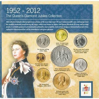 Picture of Elizabeth II, Queen's Diamond Jubilee Collection Exclusive to Coincraft