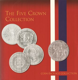 Picture of Elizabeth II, The Last 5 Crowns Collection