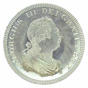 Picture of Ceylon, George III Retro Patina Crown, 1808