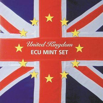 Picture of 1992 Ecu Mint Set