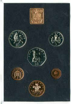 Picture of Elizabeth II, Royal Mint Proof Set 1976