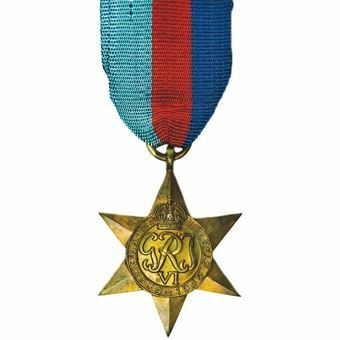 Picture of 1939-1945 Star, World War II Medal
