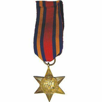 Picture of Burma Star, World War II Medal
