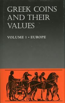 Picture of Greek Coins and Their Values, volume 1 - Europe