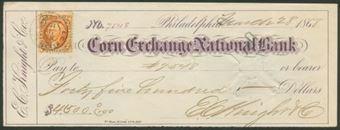 Picture of Philadelphia, Pennsylvania, Corn Exchange National Bank, 186(8)