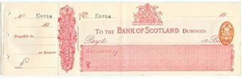 Picture of Bank of Scotland, Dumfries, 19(04)