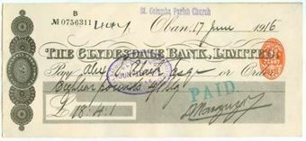Picture of Clydesdale Bank, Ltd., Oban, 19(14)