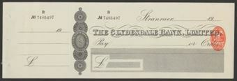 Picture of Clydesdale Bank, Ltd., Stranraer, 19(17)