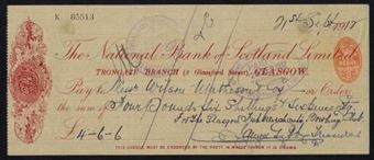 Picture of National Bank of Scotland Ltd., Glasgow, Trongate Branch, 19(12)