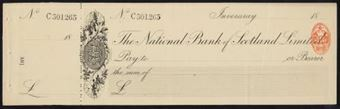 Picture of National Bank of Scotland Ltd., Inveraray 18(83)