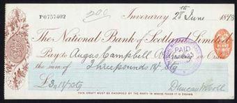 Picture of National Bank of Scotland Ltd., Inveraray, 18(93)
