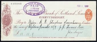 Picture of National Bank of Scotland Ltd., Kirkcudbright, 19(06)