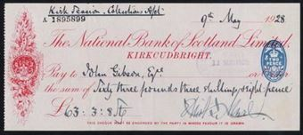 Picture of National Bank of Scotland Ltd., Kirkcudbright, 19(24)