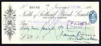 Picture of North of Scotland Bank Ltd., Inverurie, 193(0)