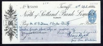 Picture of North of Scotland Bank Ltd., Turriff, 193(6)