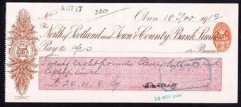 Picture of North of Scotland and Town & County Bank Ltd., Oban, 19(12)