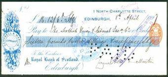Picture of Royal Bank of Scotland, Edinburgh, 189(7)