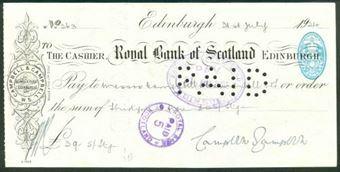 Picture of Royal Bank of Scotland, Edinburgh, 19(24)