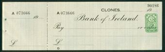 Picture of Bank of Ireland, Clones, 19(37)