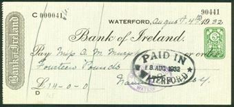 Picture of Bank of Ireland, Waterford, 19(32)