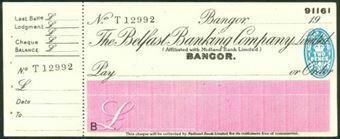 Picture of Belfast Banking Co. Ltd., Bangor, 19(45)