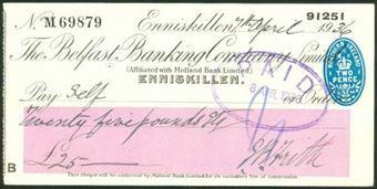 Picture of Belfast Banking Co. Ltd., Enniskillen, 19(36)