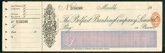 Picture of Belfast Banking Co. Ltd., Moville, 19(10)