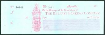 Picture of Belfast Banking Co., Moville, 18(81)