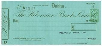 Picture of Hibernian Bank Limited, College Green, Dublin, 19(53)