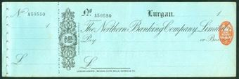 Picture of Northern Banking Company, Ltd., Lurgan, 1(898)