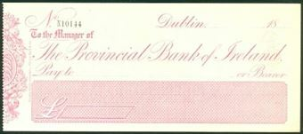 Picture of Provincial Bank of Ireland, Dublin, 18(80)