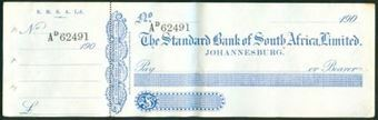 Picture of Standard Bank of South Africa, Ltd., Johannesburg, 190-