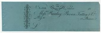 Picture of Messrs Barclay, Bevan, Tritton & Co., 54 Lombard Street, 18(50)