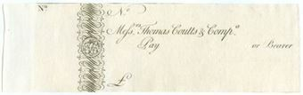Picture of Messrs Thomas Coutts & Co., 1786, OTG 4