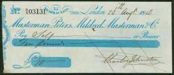 Picture of Masterman, Peters, Mildred, Masterman & Co., 35 Nicholas Lane, 18(56), OTG 8
