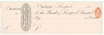 Picture of Bank of Liverpool Ltd, 18(90)