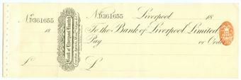 Picture of Bank of Liverpool Ltd, 18(94)