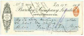 Picture of Attleborough, 190(9), Gurneys Bank, OTG 64.6a