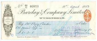 Picture of Wymondham, 19(13), Gurneys Bank, OTG 64.6a