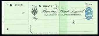 Picture of Barclays Bank Ltd., 18 Hamilton Road, Felixstowe, 19(52), OTG 166.1