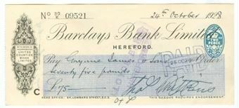 Picture of Hereford, United Counties Bank Ltd., 192(9), OTG 103.32