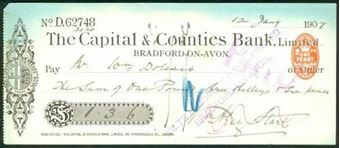 Picture of Bradford-on-Avon, 190(7), type 5b