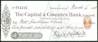 Picture of Trowbridge, 18(82), type 2