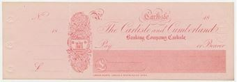 Picture of Carlisle and Cumberland Banking Company Limited, Carlisle, 18(74)