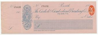 Picture of Carlisle and Cumberland Banking Company Limited, Penrith, 190(1)