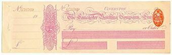 Picture of Lancaster Banking Co. Ltd., Ulverston, 19(00)
