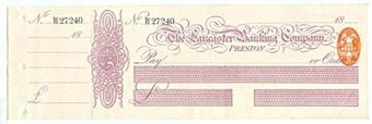 Picture of Lancaster Banking Co., Preston, 18(96)