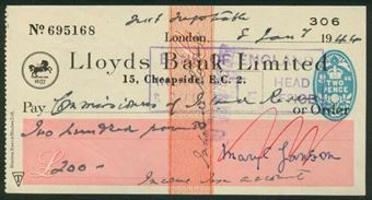 Picture of 15, Cheapside, E.C.2, 19(44), Type 20