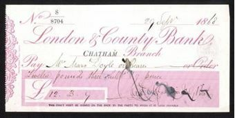 Picture of London & County Bank, Chatham, 18(67)