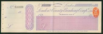 Picture of London & County Banking Co. Ltd., London, Southwark, 18(97)